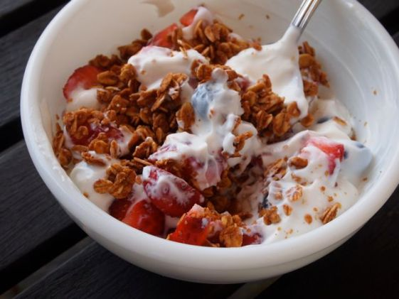 Home Grown Granola Breakfast Recipe Review