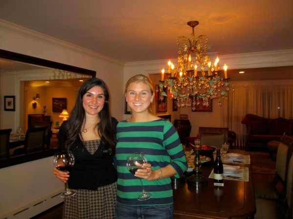 Sarah and Ashley