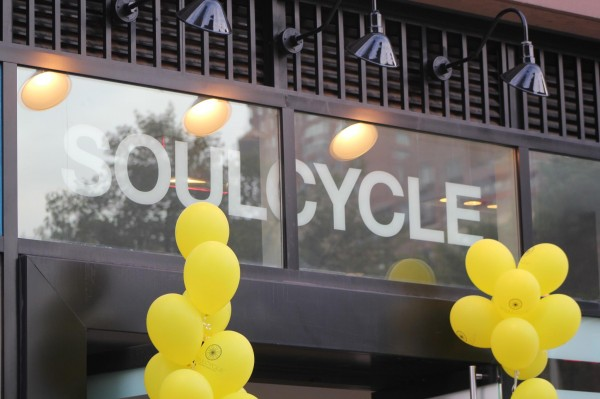 SoulCycle Class Review + Clothing Giveaway