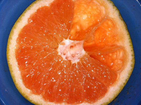 Grapefruit helps aid weight loss