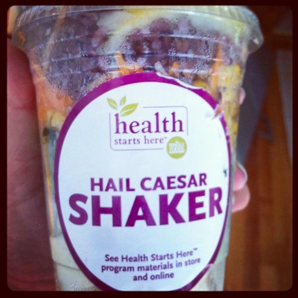 Hail Caesar Shaker Whole Foods