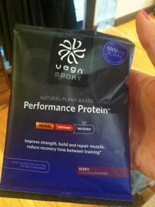 Vega Vanilla Protein Powder