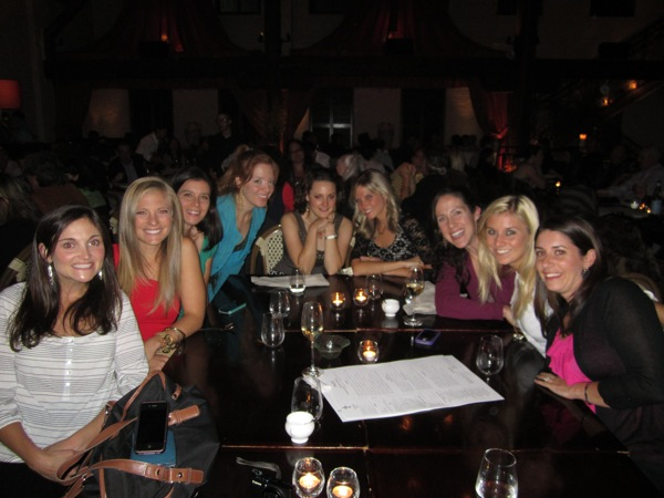 Pazo Baltimore Blogger Dinner