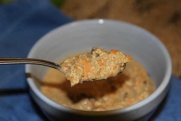 Quinoa Carrot Cake Breakfast Cereal.JPG