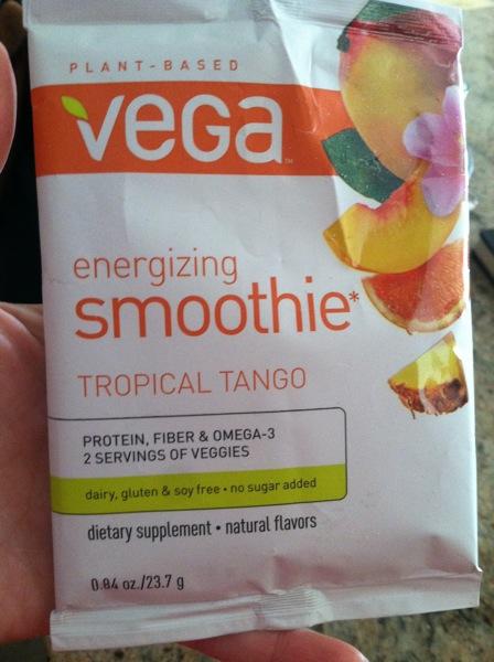 Vega Energizing Smoothie