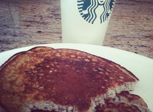 Coffee and Pancakes