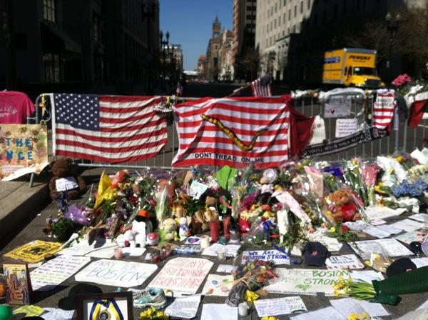 Boston Marathon Victims Charity Fitness Event