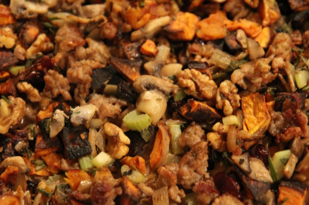 Paleo Stuffing Thanksgiving