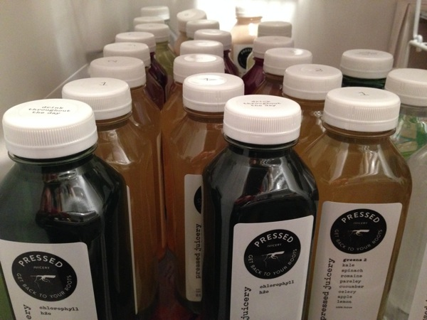 Resetting my Body: Pressed Juicery 3 Day Cleanse Review