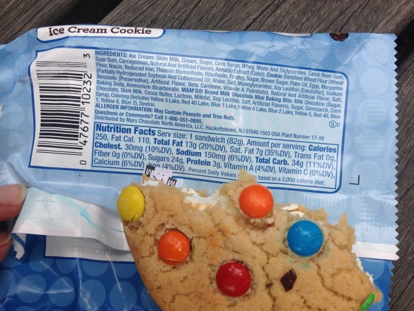 This Ice Cream Cookie Sandwich is a toxic treat you will regret eating.