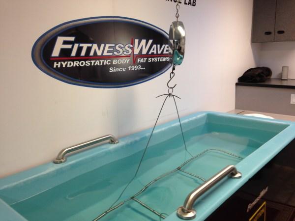 hydrostatic body composition testing