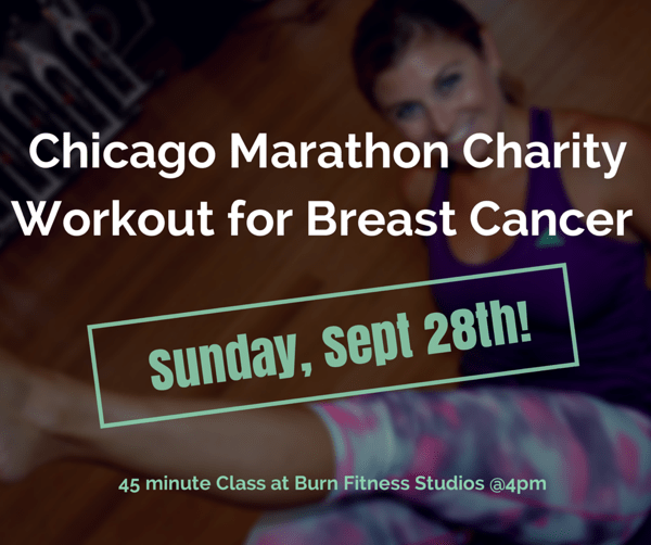 Charity Workout To Benefit Breast 2