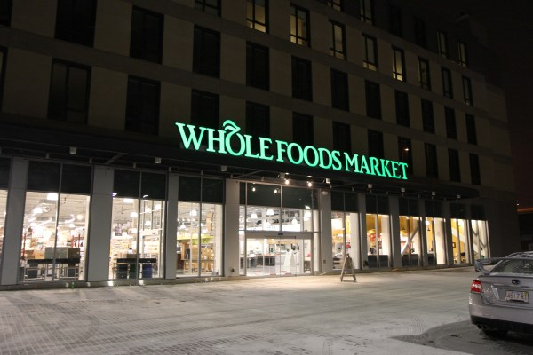 Whole Foods South End