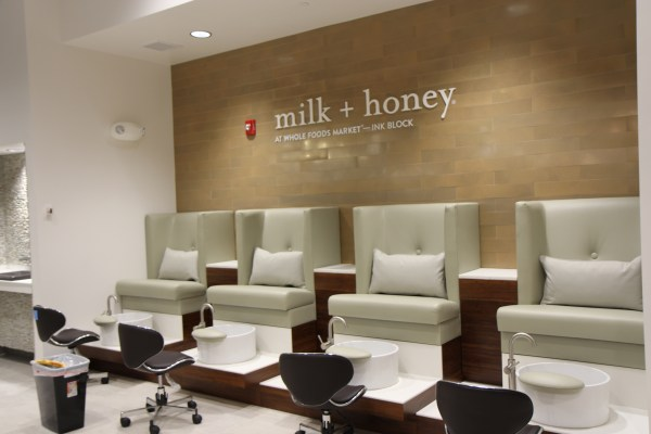 Milk + Honey SOuth End
