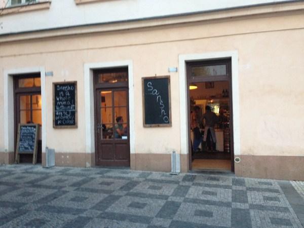 Sansho Prague