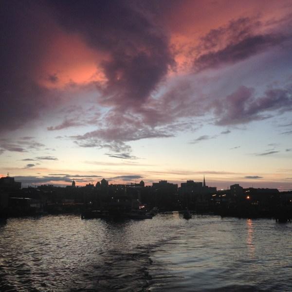 portland sky line
