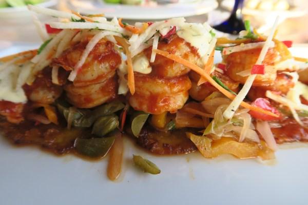 shrimp dinner pv