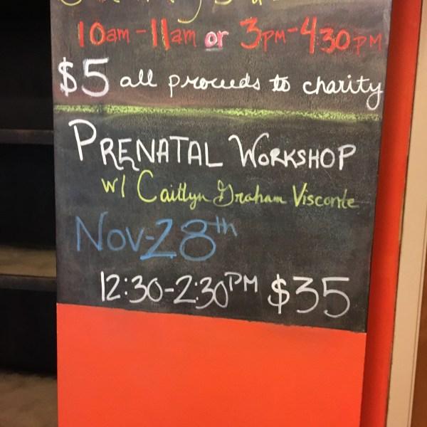 Prenatal at BBY