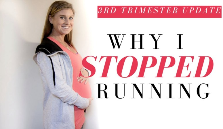 Video: Why I Stopped Running + Refuse to Buy Maternity Workout Clothes