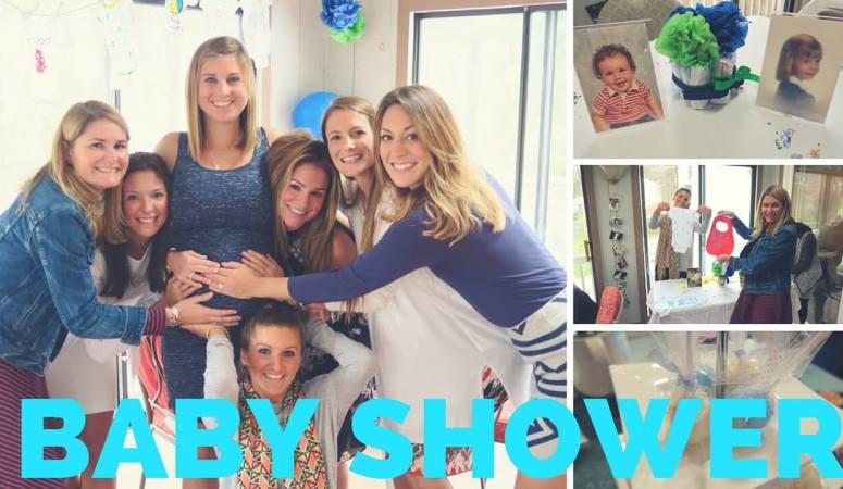 Video: Baby Shower Haul