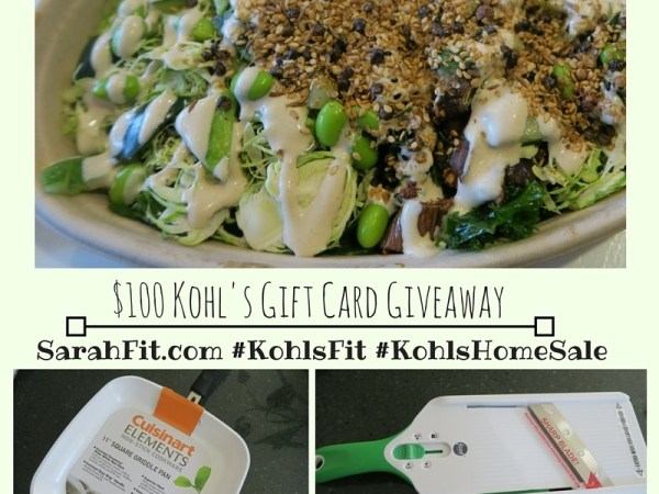 My Post Pregnancy Diet Plans + $100 Kohl's Giveaway