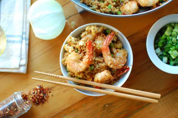 Shrimp Fried Rice 2