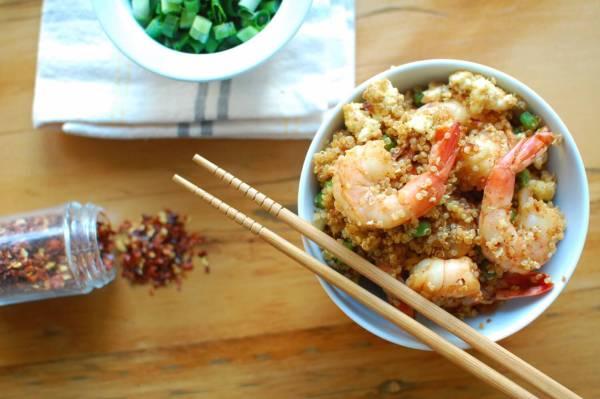 Shrimp Fried Rice 4