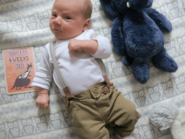 10 Thing I Learned My 1st Month As a New Mom