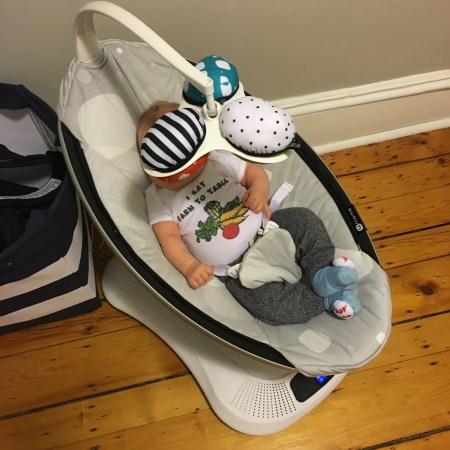 Mamaroo Review