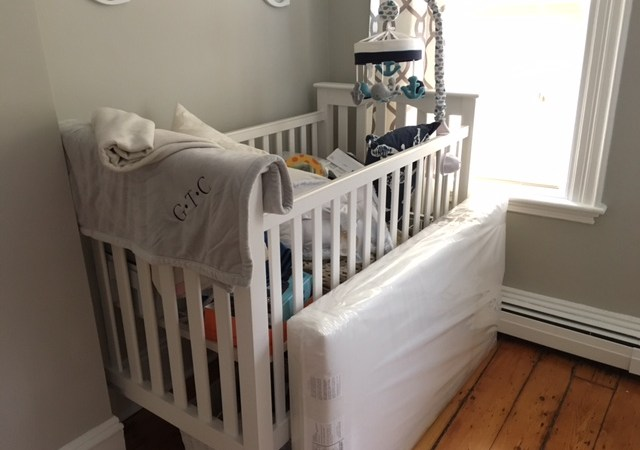 Infants + Sleep: Reviewing our Baby Favorites