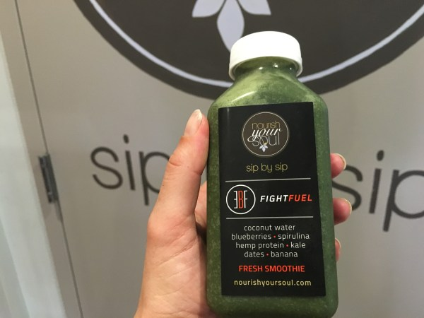 SMoothie at EBF Review
