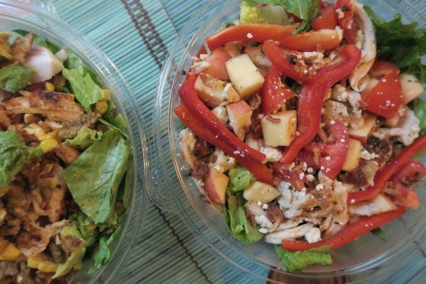 Salads from Noodles and Company