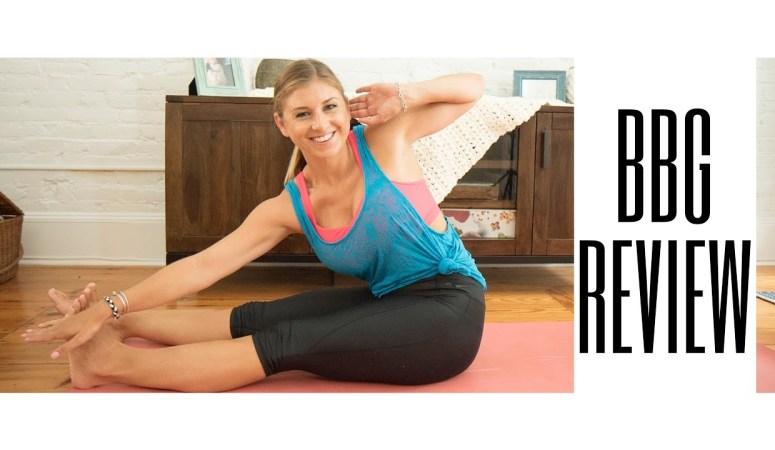 My Kayla Itsines Bikini Body Guide BBG Review