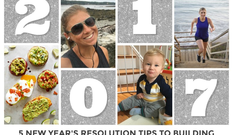 How I Finally Found a Healthy Relationship with Food & Resolution Tips