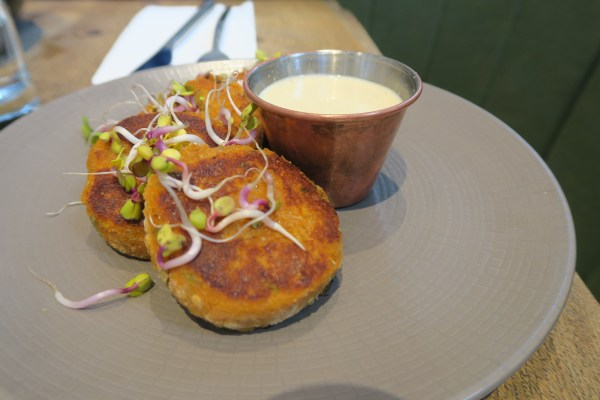 Sweet Potato Quinoa Cake Farmacy