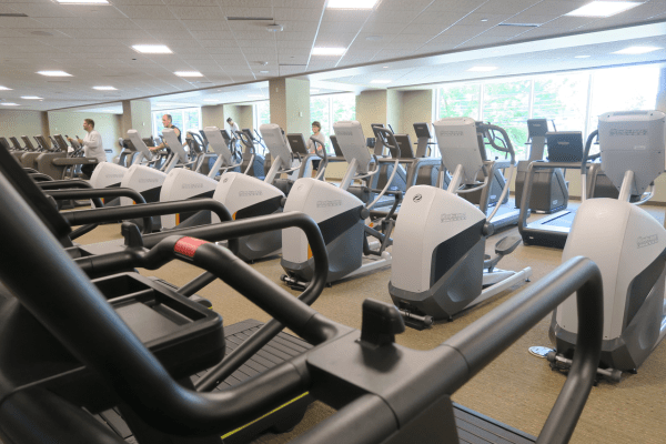 Lifetime Fitness Chestnut Hill Cardio