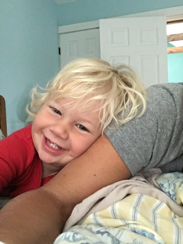 How To Wean a Toddler Boy 18 months old