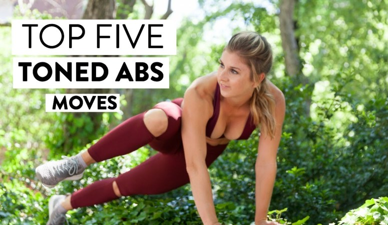 5 Ab Moves To Add To Your Workout Today