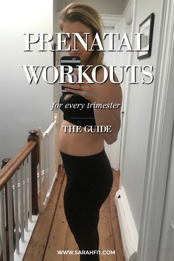 Prenatal Workout First Trimester