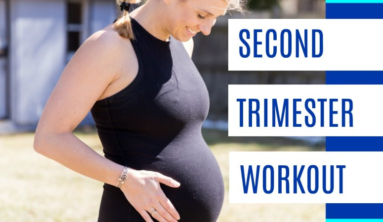 Pregnancy Workout | 2nd Trimester Workout