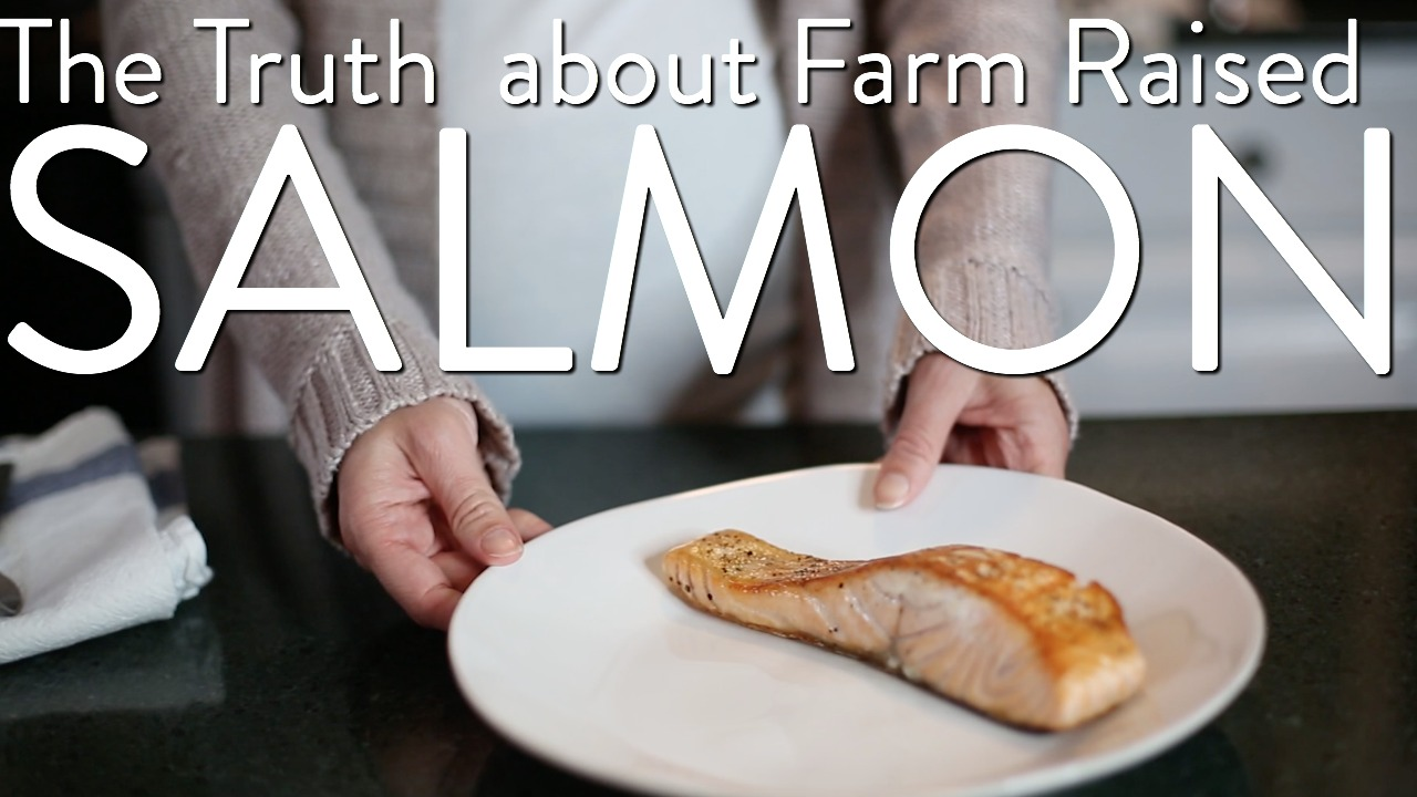 What you don't know about farm raised seafood from Scotland