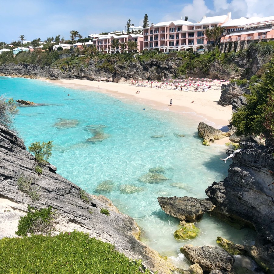 The Reefs Bermuda Review Babymoon