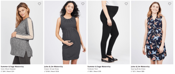 LeTote Review Maternity 2