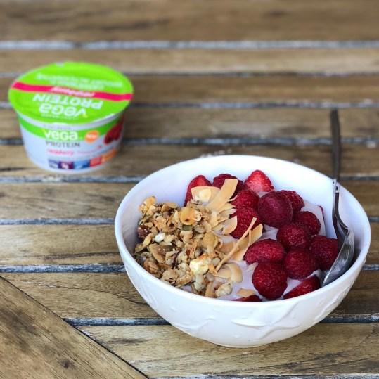 vega yogurt
