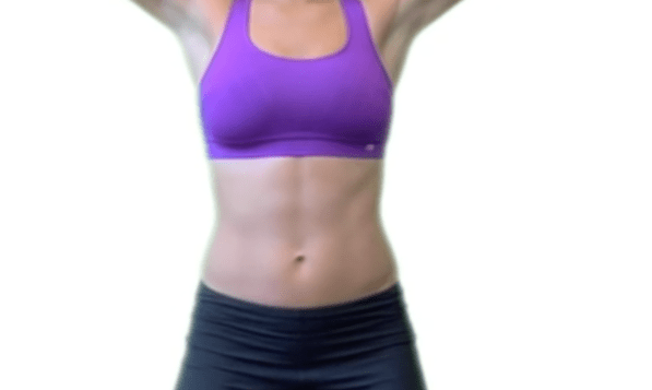 Ultimate Standing Crunch-less Ab Workout