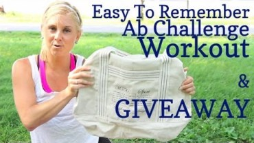 Easy to Remember 5 Weeks Abs Challenge