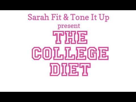 The College Diet Fat Burning System is Here!