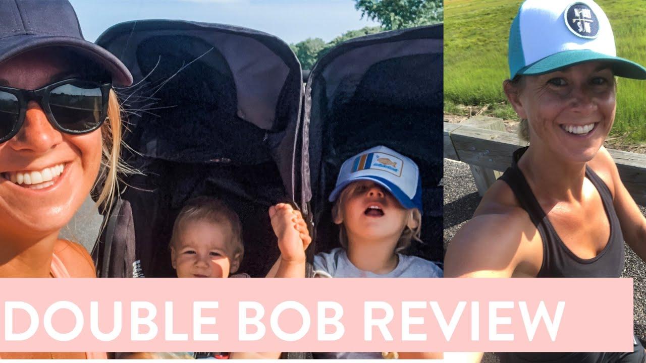 Double Jogging Stroller Review: Bob Revolution Flex 3.0 Duallie