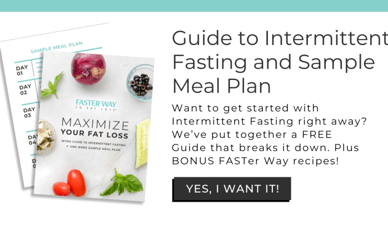 Free Guide to Intermittent Fasting