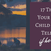 17 Things Your ADHD Child Would Tell You if He Could